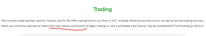 T3 Trading Offer