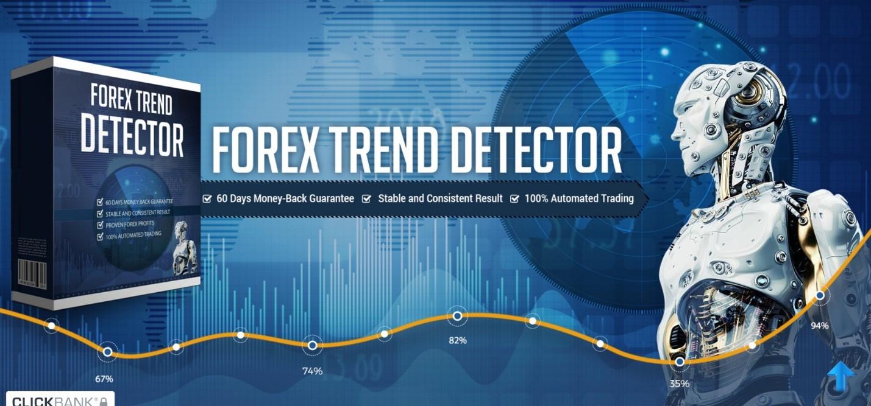 forex trend detector website screenshot