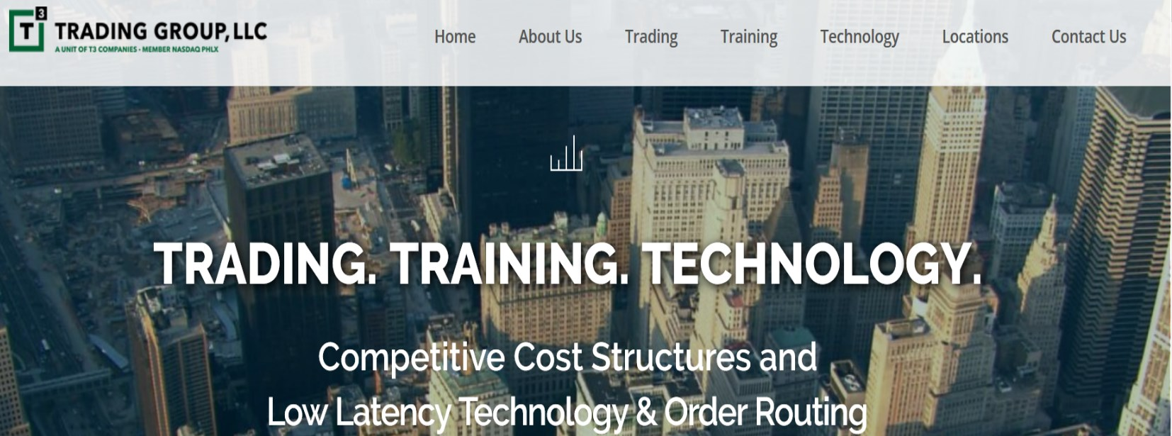 t3 trading group website