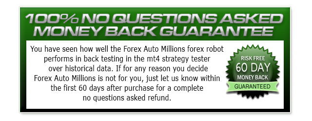 Forex millionaire robot review