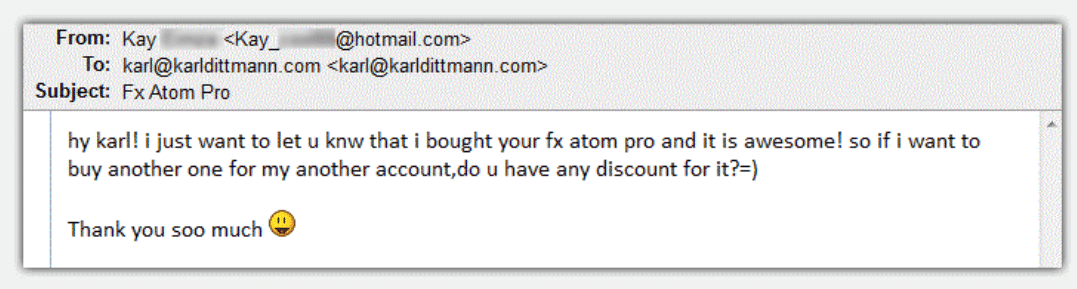 fx atom pro reviews from customers