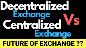 Centralized vs. decentralized forex trading
