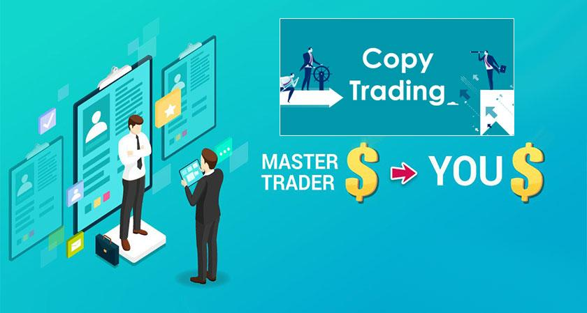 How does Copy trading work