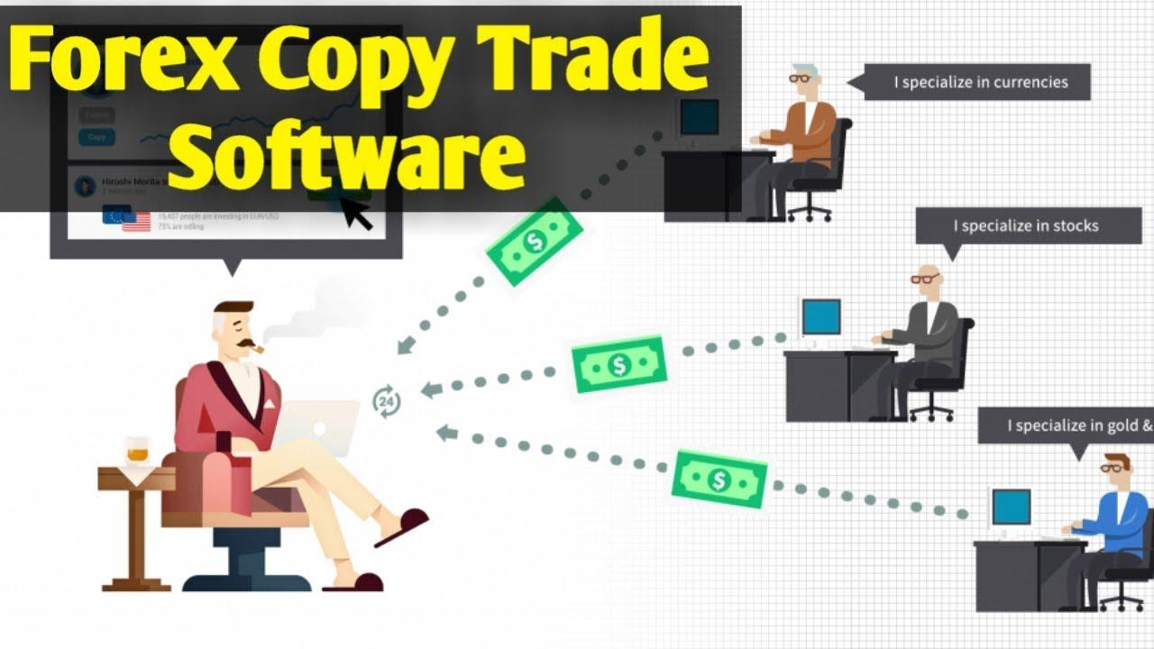 What is Forex Copy trading