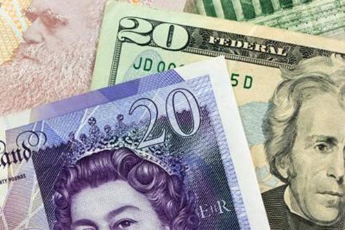 British Pound Versus USD