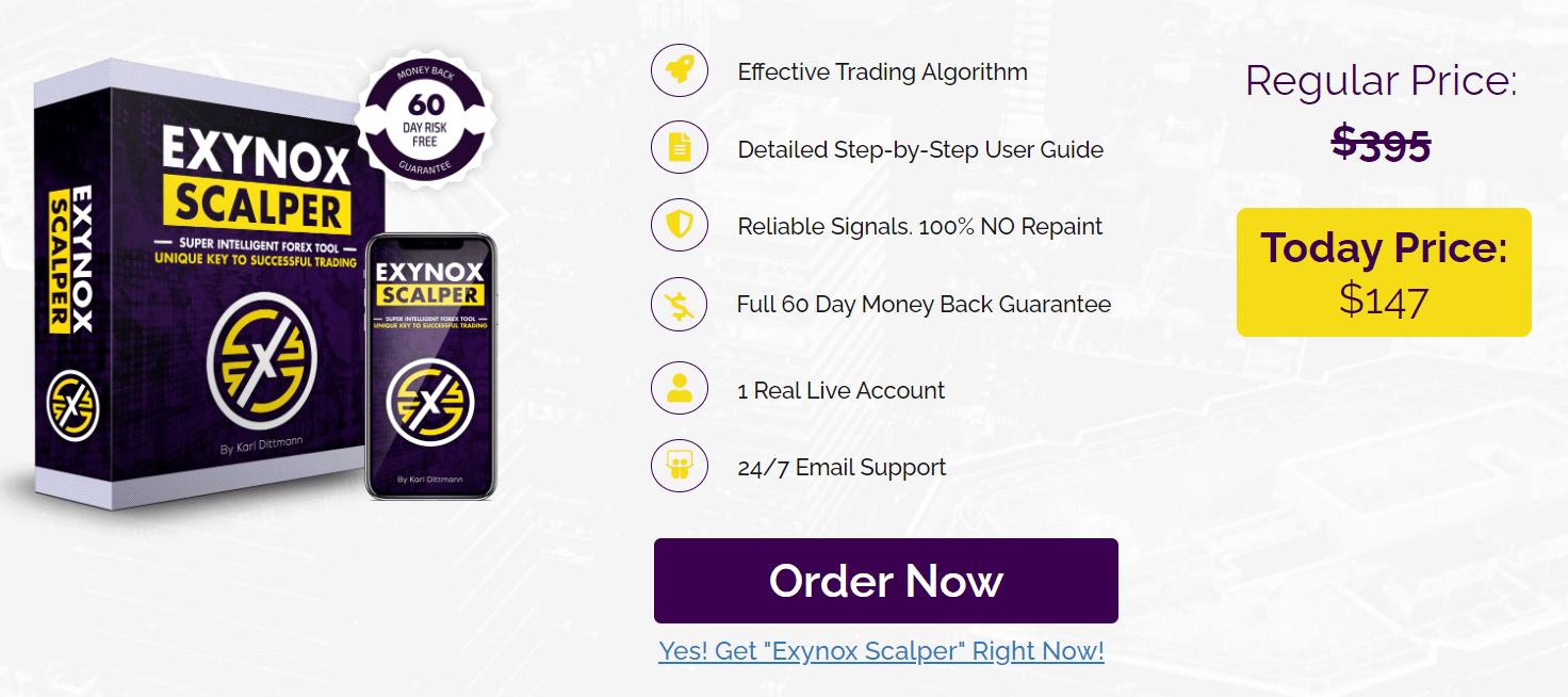 Exynox Scalper price