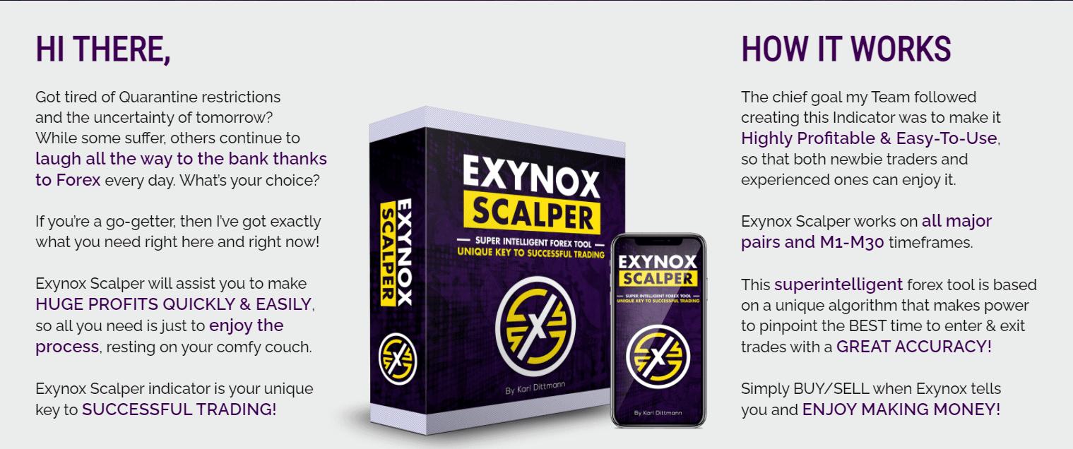 Exynox Scalper presentation