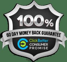 Exynox Scalper money-back guarantee
