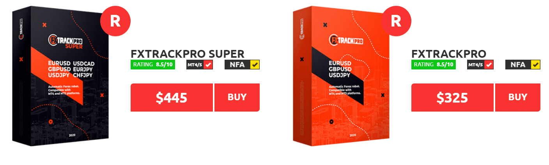 FX Track Pro price