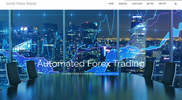Screti Forex Robot