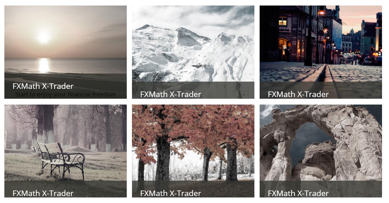 FXMath X-Trader Product Offering