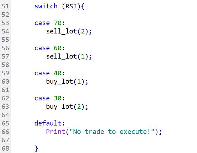 Code example of Fig.74.