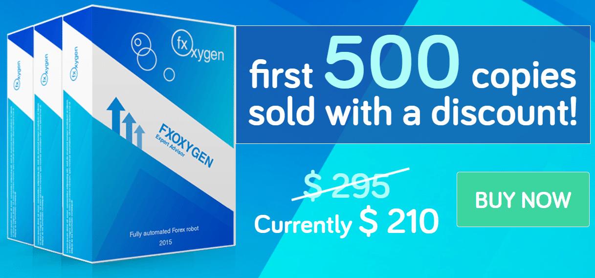 FX Oxygen price