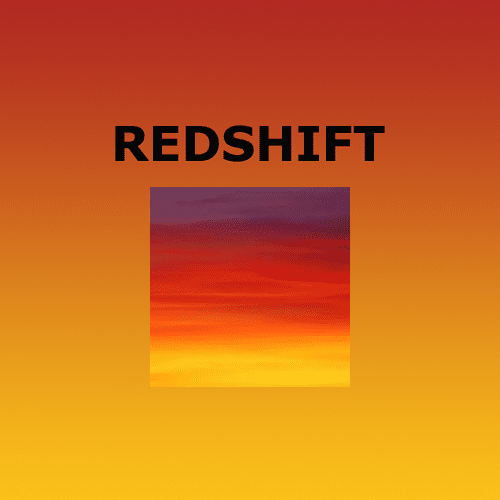 Redshift Review