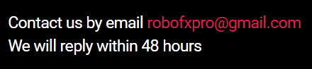 Robocopy FX. Contact email