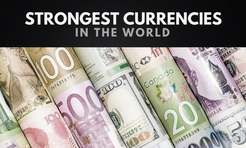 The Most Valuable Currencies Against the US Dollar