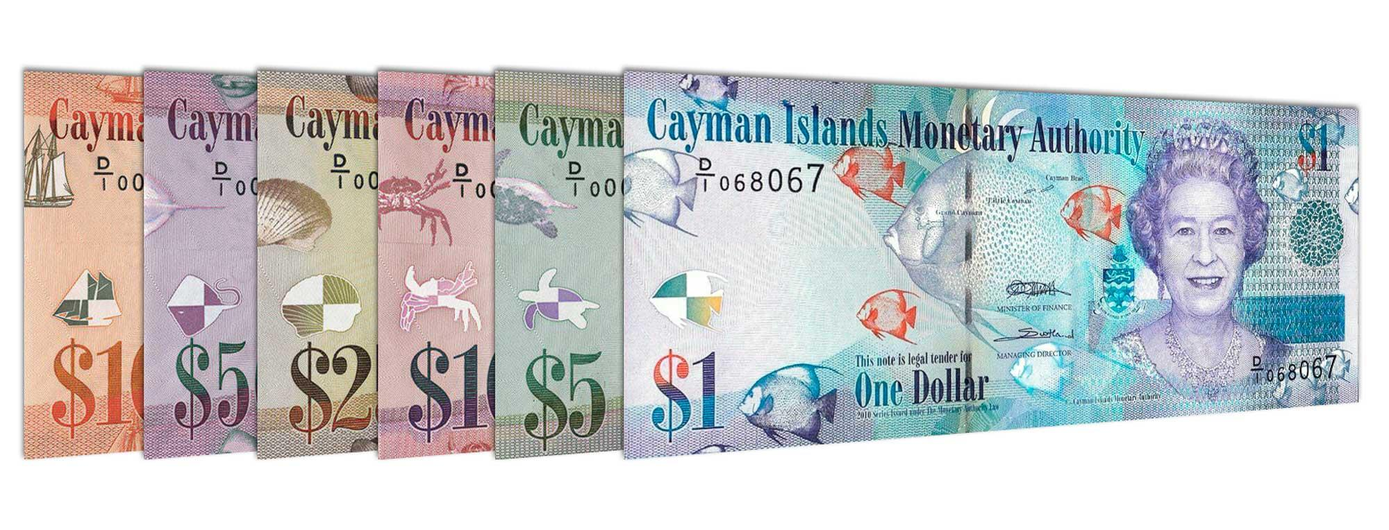 Cayman Islands dollars