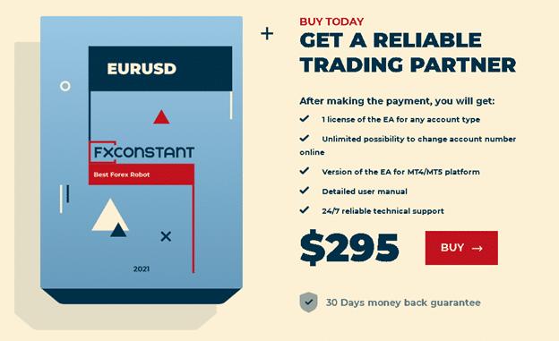 FXConstant price