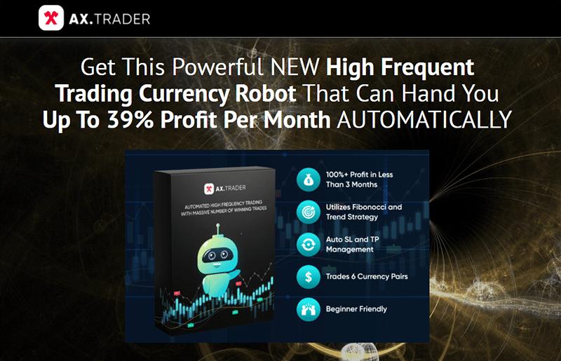 AX Trader presentation