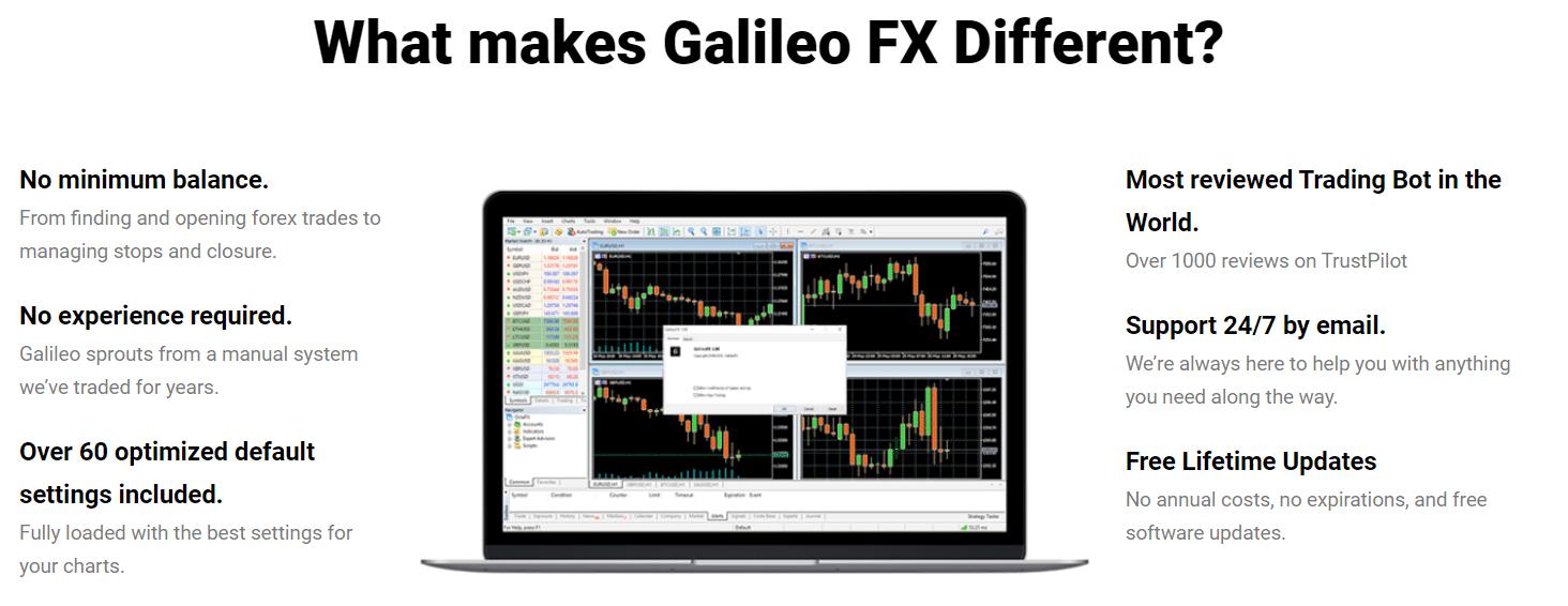 Galileo FX Features