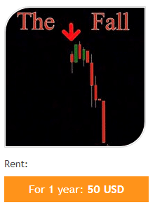 The Fall's renting price.