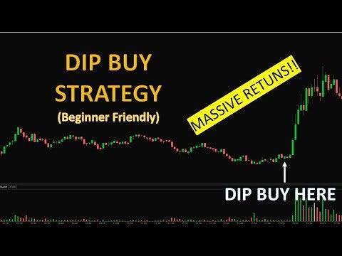 Image introducing dip-buying